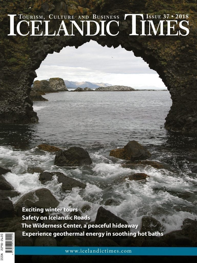 Icelandic Times issue 37