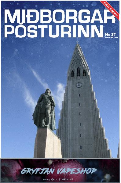 Mmiðborgarpósturinn 2017