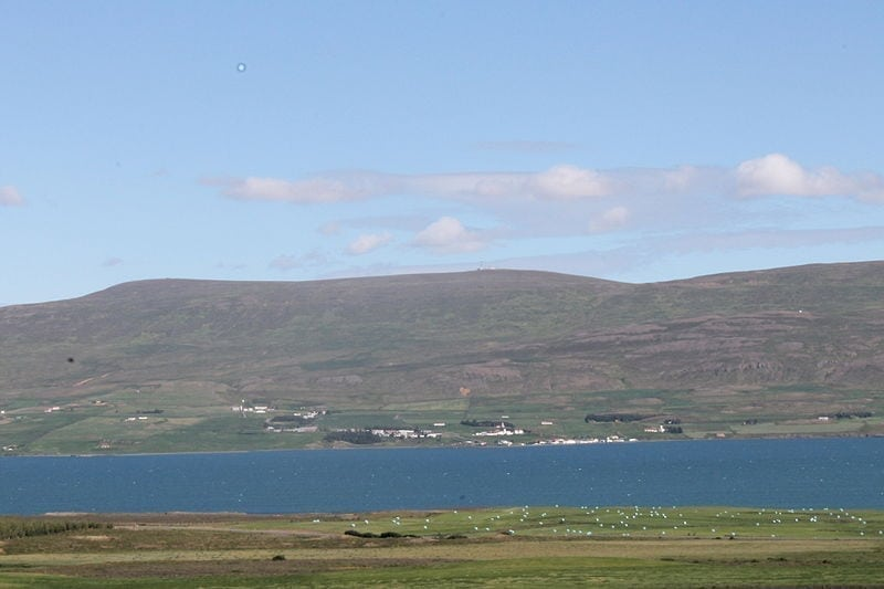 Svalbarðseyri í Svalbarðsstrandarhreppi