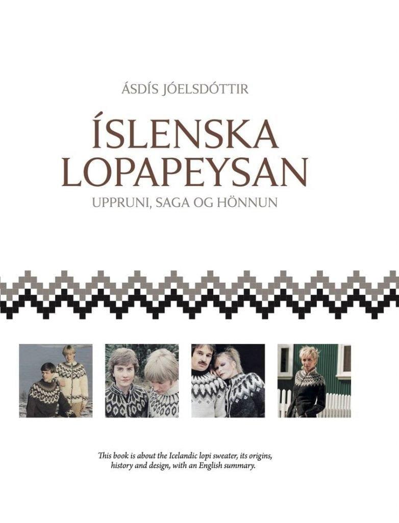 Uppruni Lopapeysunnar
