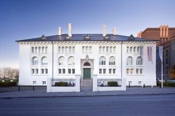Safnahúsið - Culture House