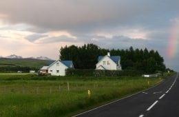 Gistiheimilið Húsið í Fljótshlíð