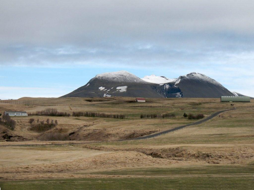 Þríhyrningur fljótshlíð