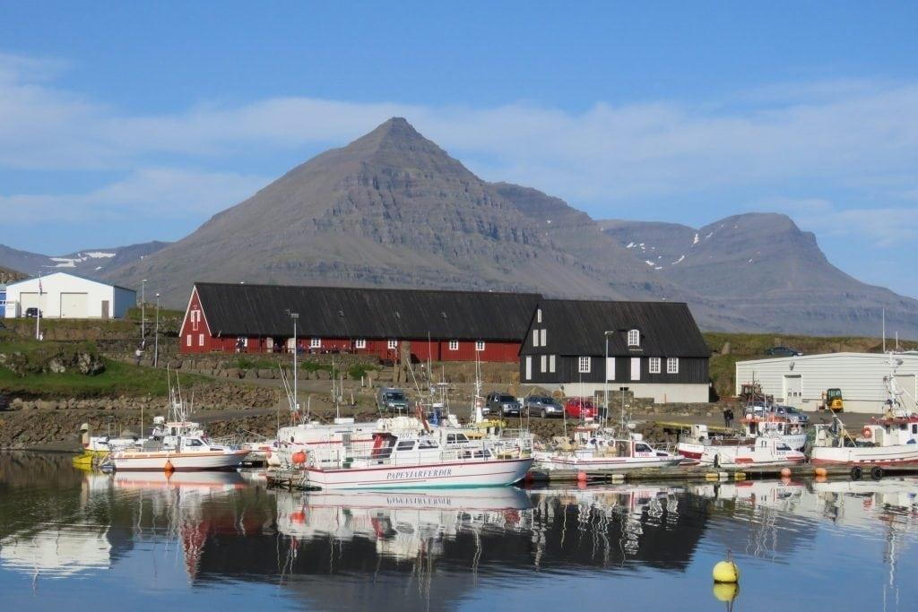 Langabúð Djúpivogur