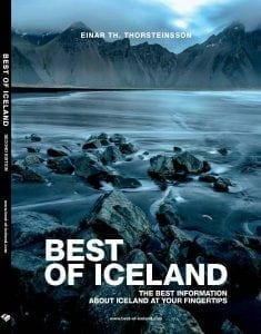 Best of Iceland Issue 2 cover