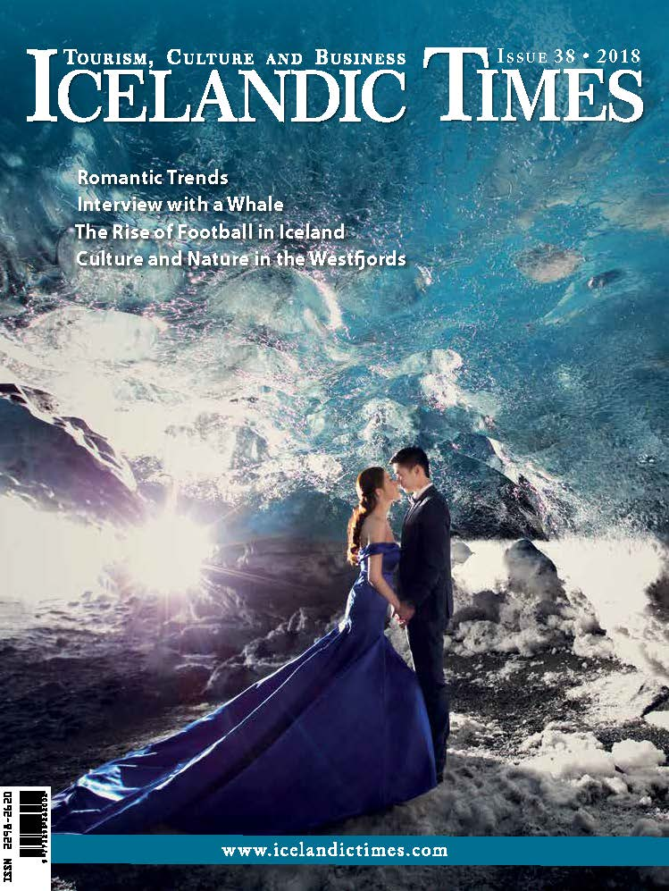 Icelandic Times Issue 38 cover