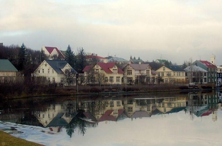 Tjarnargata Photo by: Christian Bickel
