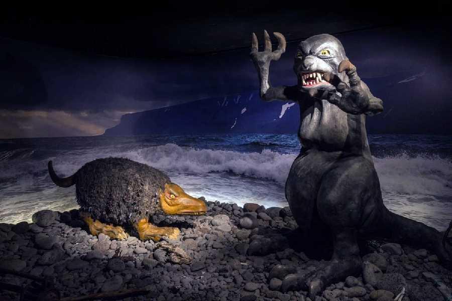 the icelandic sea monster museum icelandic times