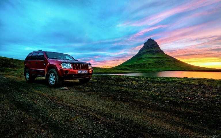 4x4 car rental Iceland