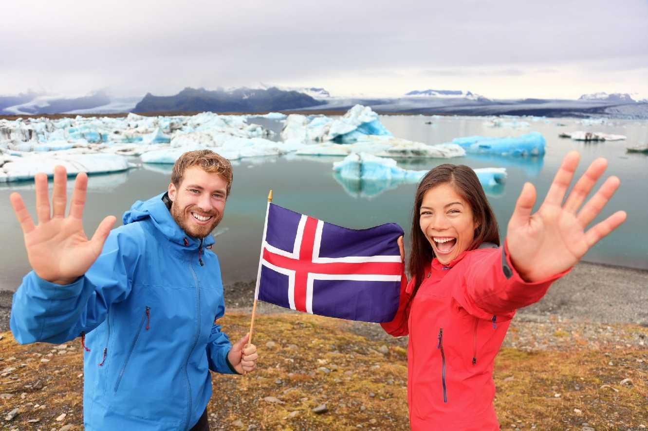 GJ Jökulsárlón Tour in Iceland