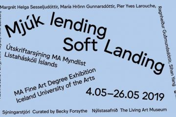 Soft landing MA Fine art degree Exhibition