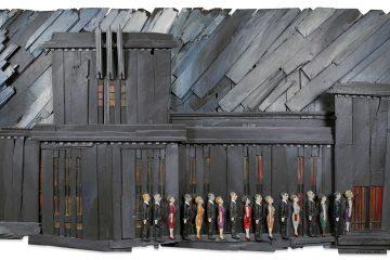 Hulda Hákon installation