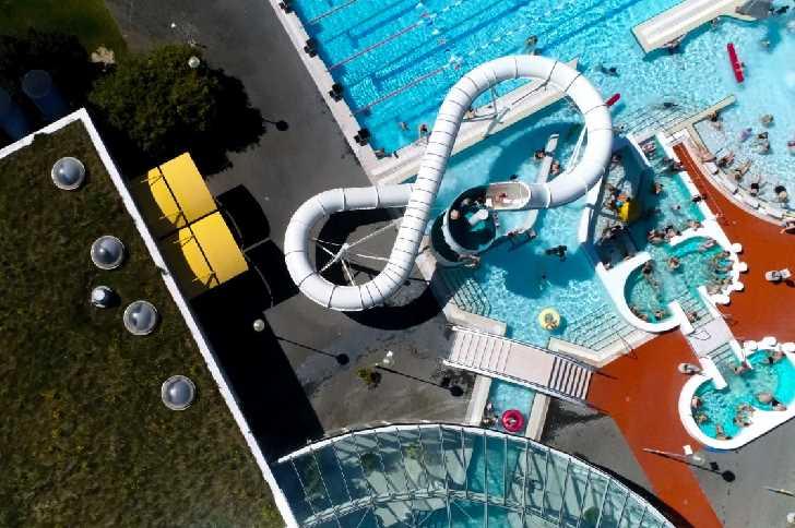 Árbæjarlaug swimming pool