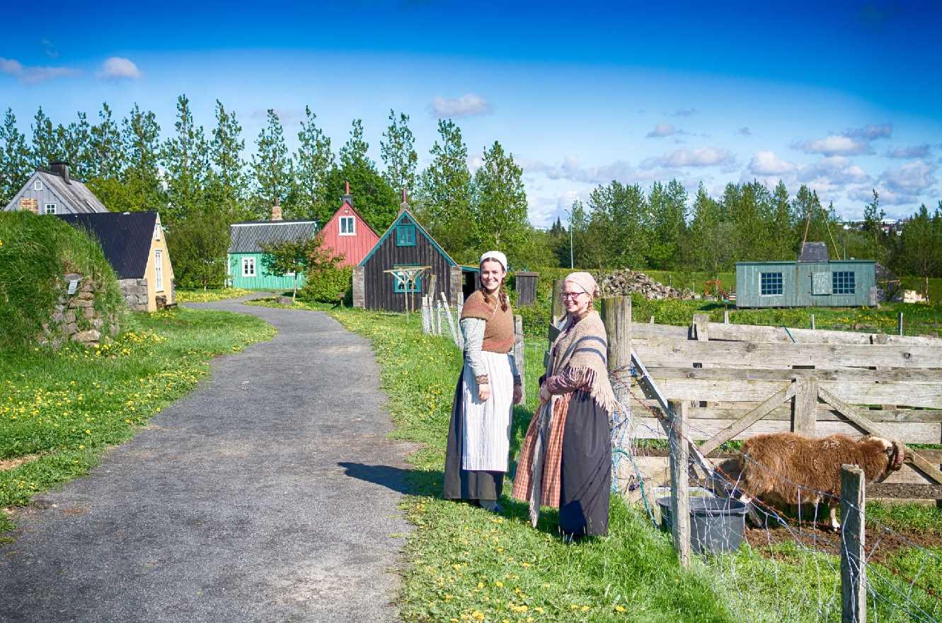 Árbær Open air museum