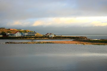 Blönduós village