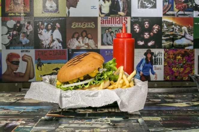 Lebowski Hamburger