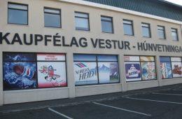 Cooperative Vestur Húnvetninga grocery store