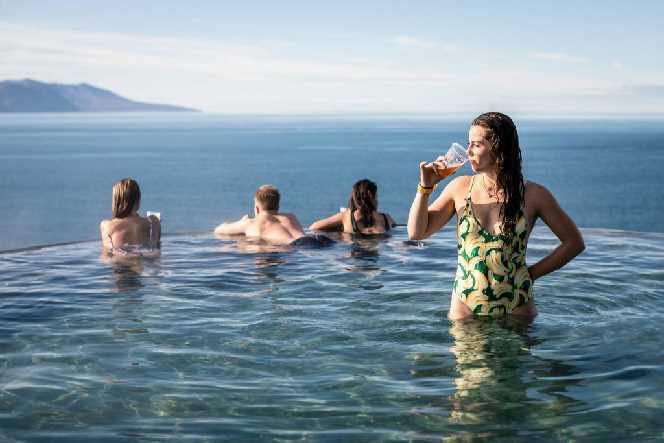 GeoSea Baths North Iceland