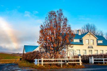 Guesthouse Húsið