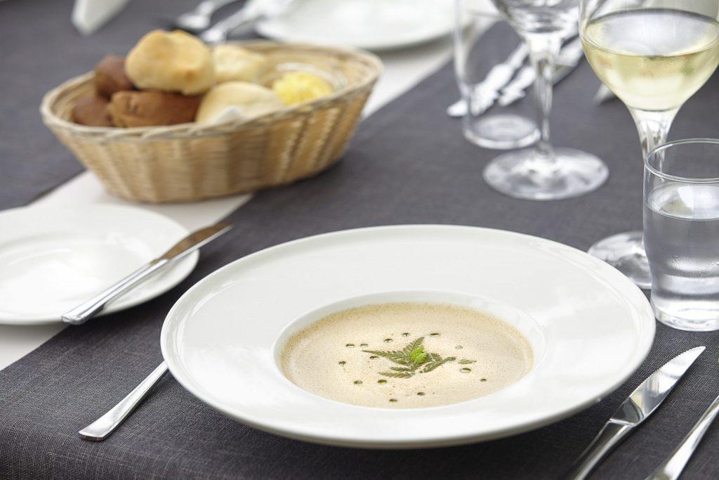 Hotel Klaustur soup