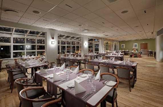 Hotel Klaustur restaurant