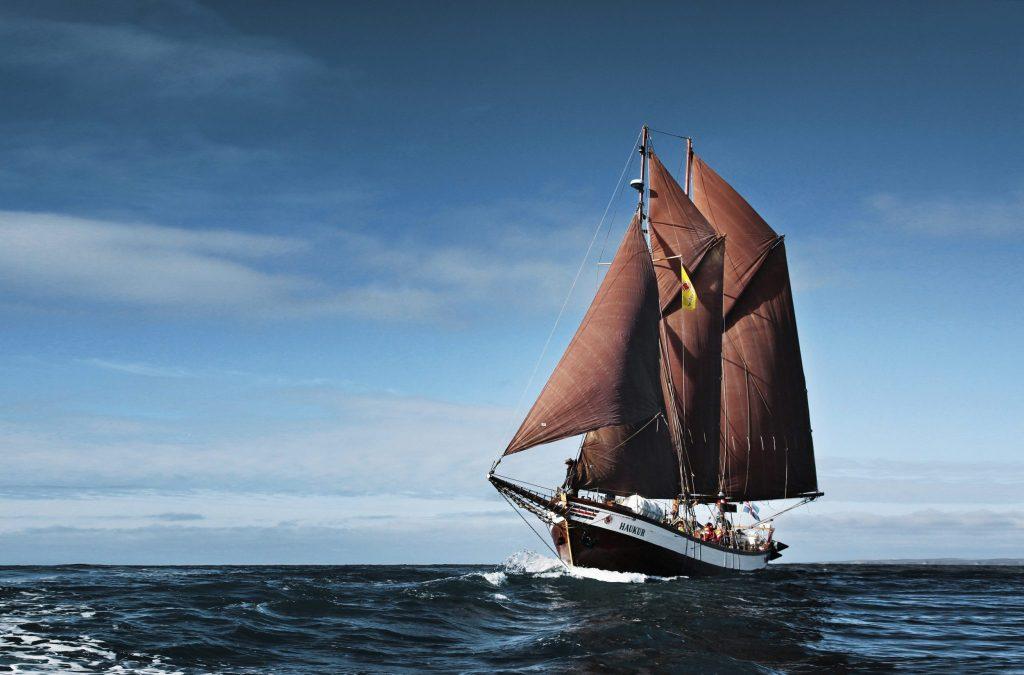 Schooner Iceland