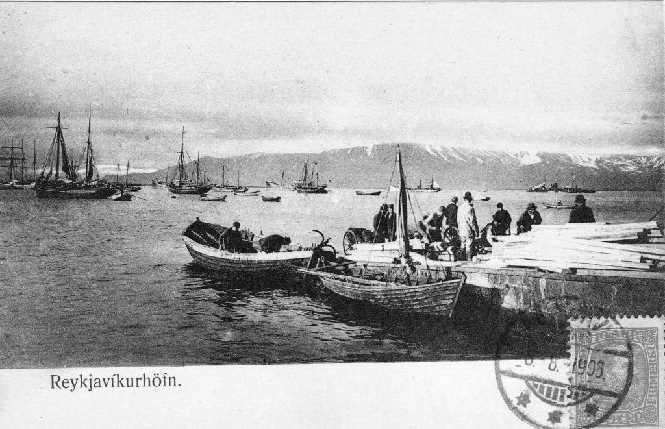 A Reykjavík