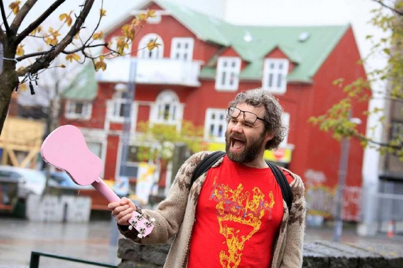 Rölt í Reykjavik