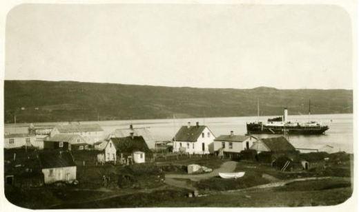 Borðeyri 1932 Charter ship