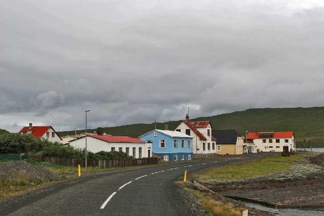 Borðeyri Town