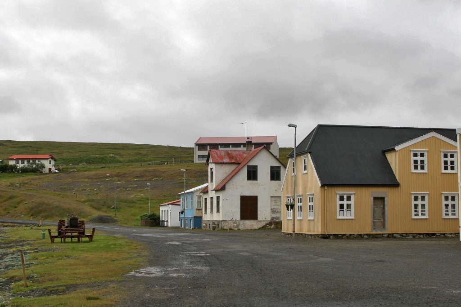 Borðeyri center