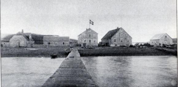 Borðeyri1900