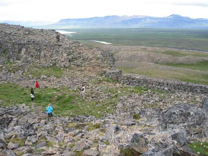 Borgvirki fort