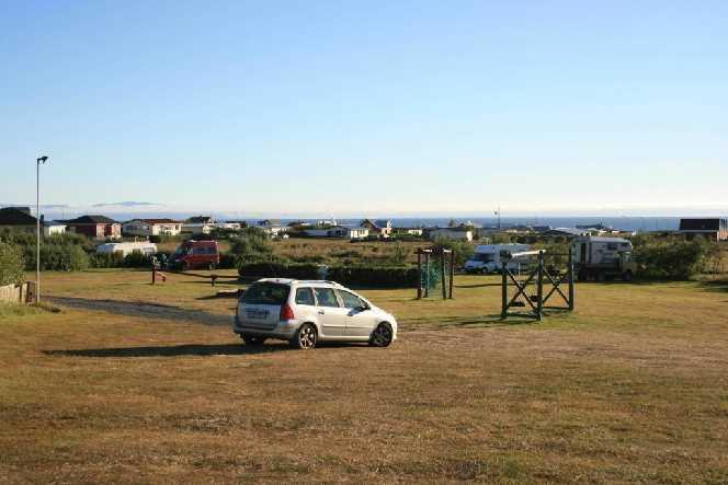 Camping-Skagaströnd
