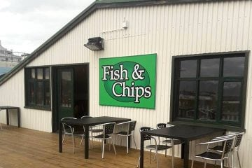 Fish & Chips Húsavik