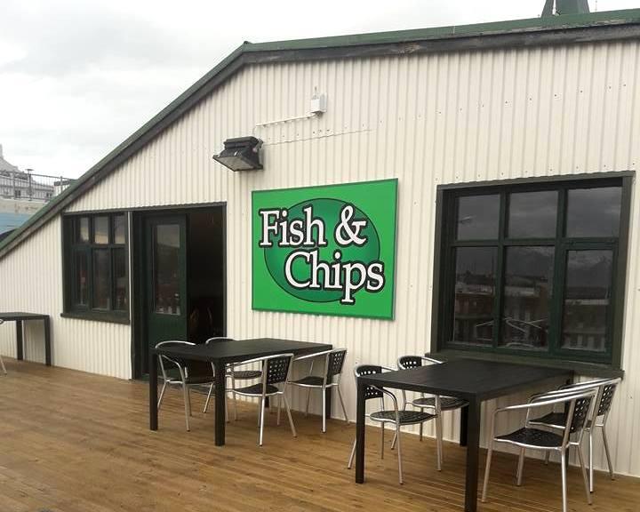 Fish & Chips Húsavik