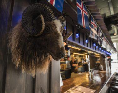 Fjárhúsið - The Sheep House