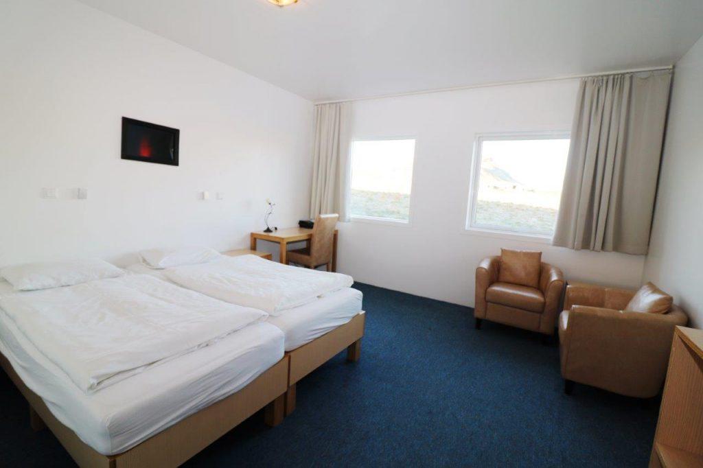 Hotel Dyrhólaey Double room