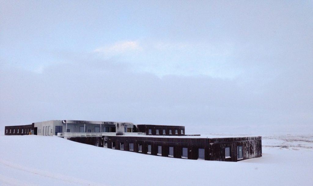 Hotel Laxá - Winter