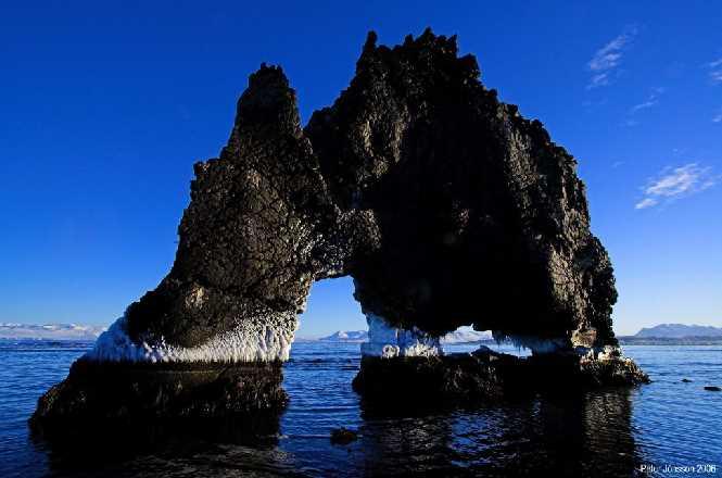 Hvítserkur - Rhino Rock