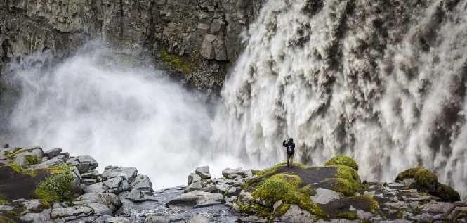 L'Islande Le Nord