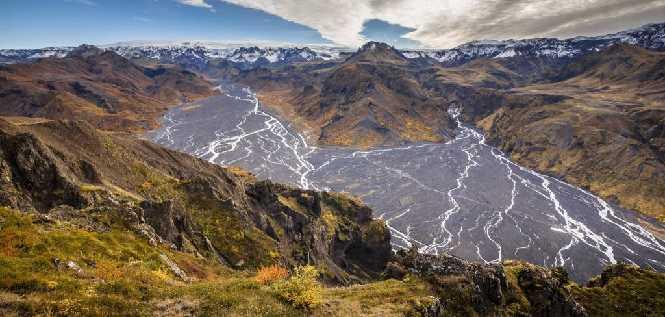 L'Islande Le Sud