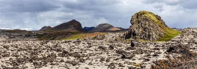 L'Islande Les fjords de l'Ouest