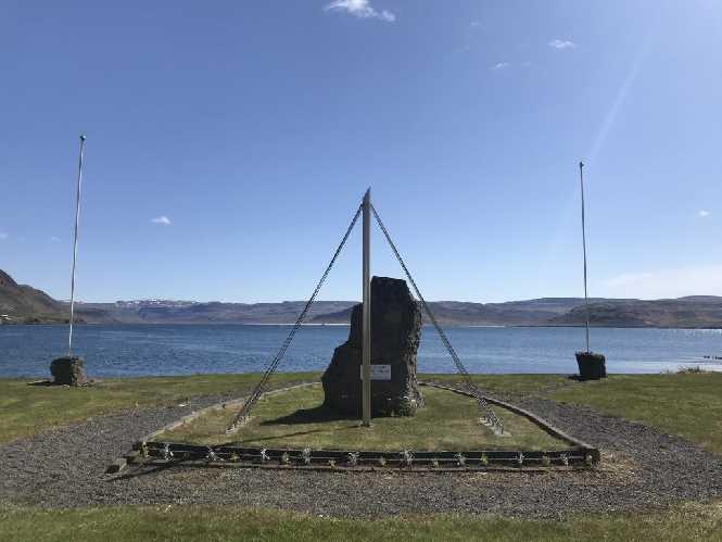 La ville de Patreksfjörður