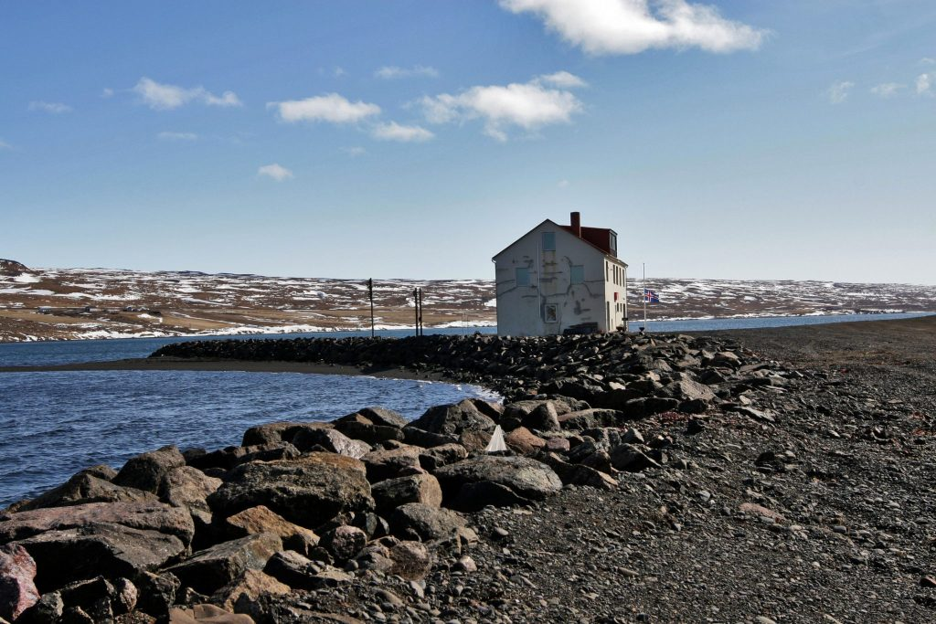 Old house in Borðeyri