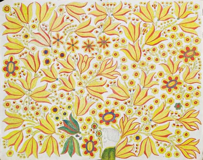 Sölvi Helgason - Floral Fantasy