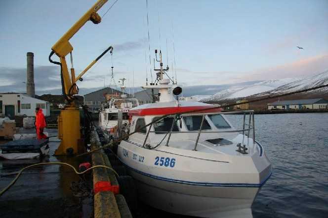 Skagaströnd-Harbor