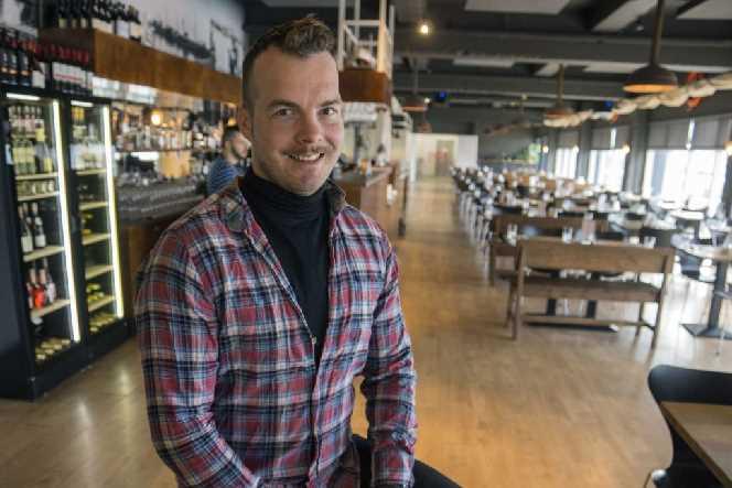 Snorri Sigfússon head chef Messinn