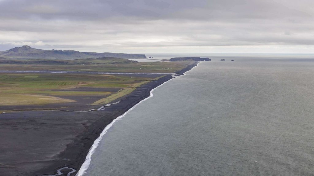 South Iceland Scenic flights