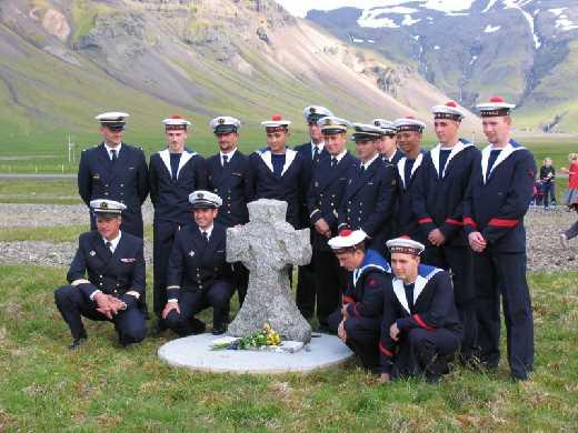 Sur les traces des pêcheurs français en Islande
